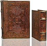 Hypnotizing Elegants - Medieval Celtic Knot Pattern Secret Book Box Set with Irish Design