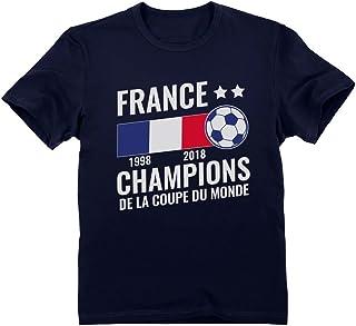 COUPE DU MONDE DE FOOTBALL 2018 yonacrea Mini T-Shirt de Voiture SU/ÈDE