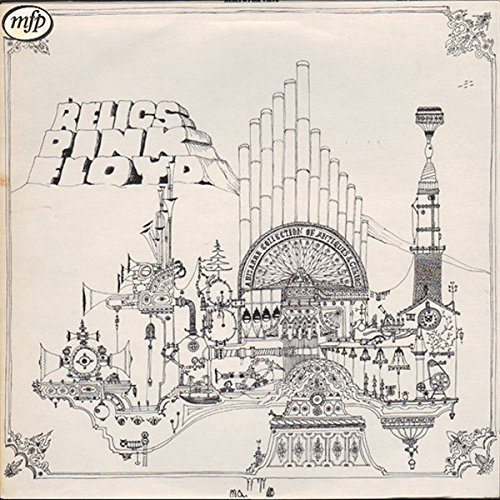 Pink Floyd - Relics - Music For Pleasure - 1A 022-58103