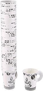 اكواب ورقية للمشروبات الساخنة، 9 اونصة - 50 قطعة