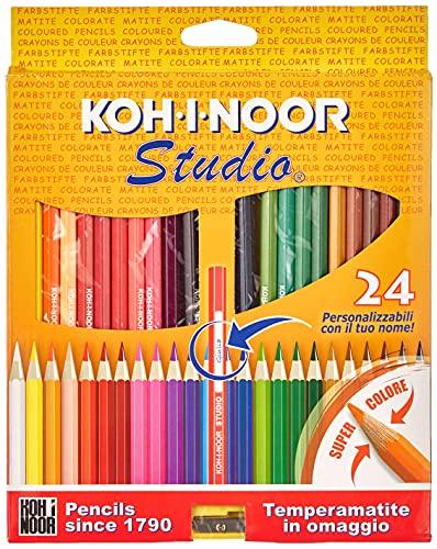 Koh-I-Noor 040093.06 - Lápices de colores Studio Gold