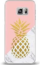 Pineapple Marble Stripe Case for Coque Samsung Galaxy S6 S7 Edge S8 S9 Plus J3 J4 J5 J6 J7 A8 Plus 2018,TPU f1296,for J4 2018 J400EU