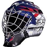 Franklin Sports NHL Washington Capitals Hockey Goalie Face Mask - Goalie Mask for Kids Street Hockey - Youth...