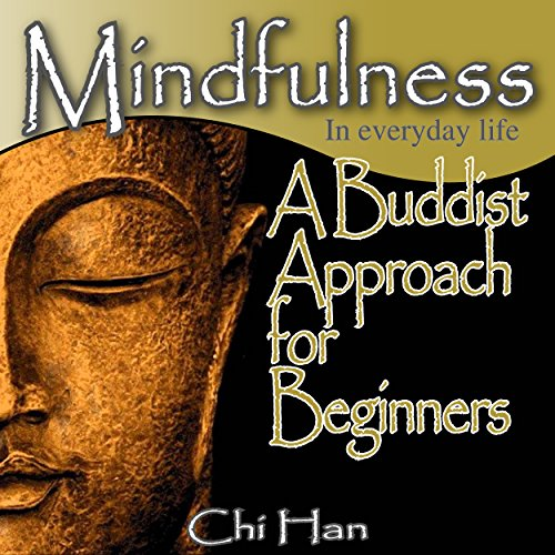Using Mindfulness in Every Day Life - A Buddhist Approach for Beginners audiobook cover art