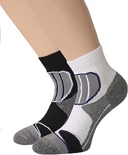 HEV/ÜY Unisex F/ü/ßlinge Damen Herren Unsichtbare Kurze 5 Paar Sneaker Socken Gro/ßes Silikonpad Verhindert Verrutschen