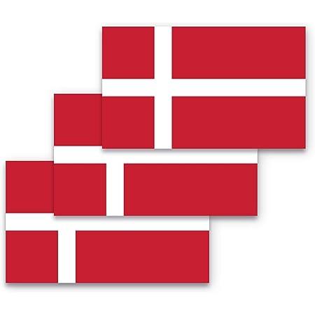 DENMARK FLAG VINYL DECAL STICKER MULTIPLE SIZES TO CHOOSE FROM