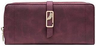 Elios Diva Bifold Ladies Clutch RFID Blocking Phone | Credit Card Holder |Organizer |Purse |Wallet for Women