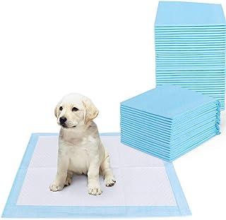 PetInn 40 Unidades Almohadillas de Entrenamiento Súper Absorbentes, Almohadillas de Entrenamiento Multicapa para Orinar para Perros y Cachorros.
