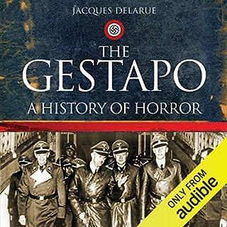 The Gestapo audiobook cover art