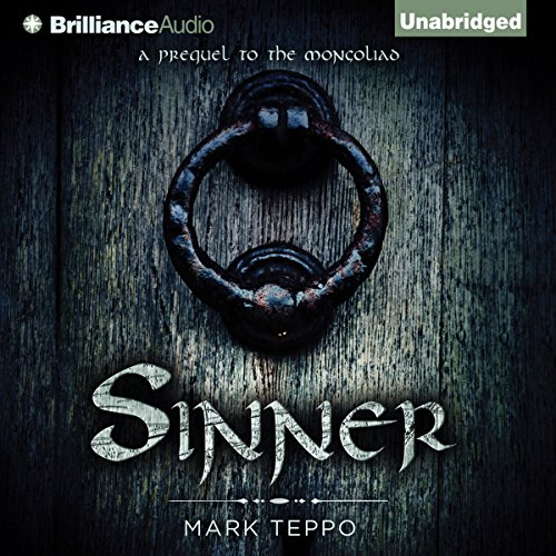 Sinner cover art