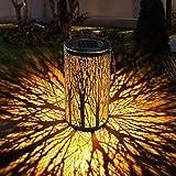 Linterna Solar Exterior Jardin GolWof Farol Solar Exterior...