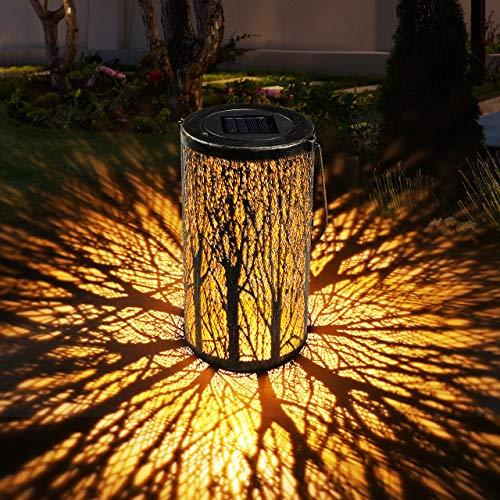 GolWof -  Solar Laterne für