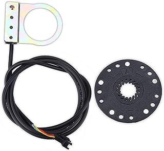 comprar comparacion Asistente del sensor del pedal de la bicicleta, pedal MAGT Energía Eléctrica Bicicleta modo de asistente de voltaje del se...