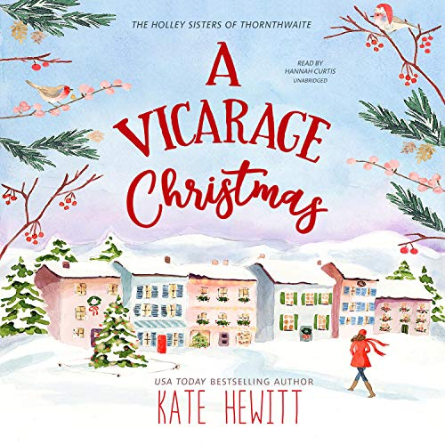 A Vicarage Christmas cover art