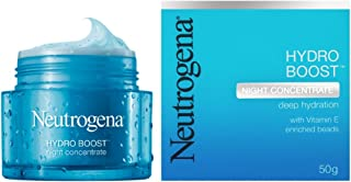 Neutrogena Hydro Boost Night Concentrate Cream 50g
