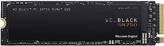 Western Digital AU 250GB WD Black SN750 NVMe SSD, WDS250G3X0C