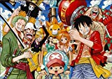 Poster ONE Piece-Wand-Kunst
