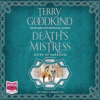Death's Mistress cover art