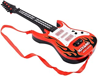RockStar Guitar with Light and Sound Effects