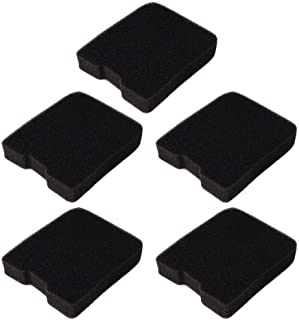 Euros 5Pcs 530058478 Air Filter for Husqvarna 145BT 155BT 145BF 155BF Backpack Blowers and Poulan BP400 BP402 Blowers Replaces 110132179 531004430
