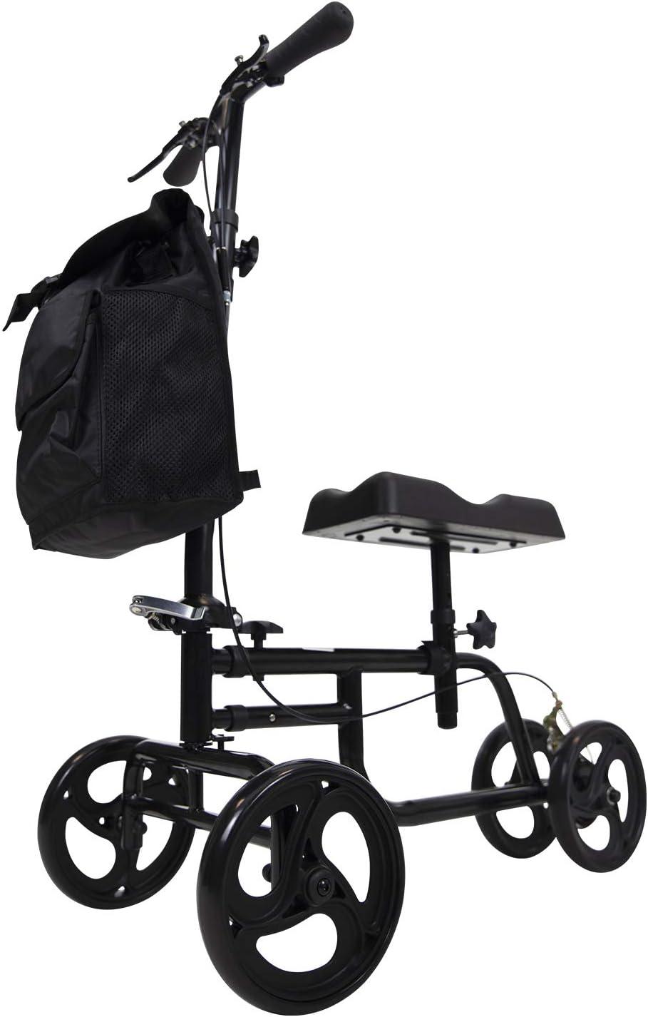 Vive Mobility Knee Walker - Steerable Broken 送料無料激安祭 Fo 数量限定 for Leg Scooter
