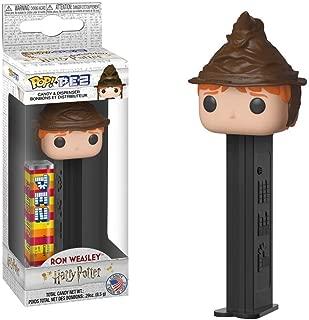 Funko Pop! Pez: Harry Potter - Ron Weasley (Sorting Hat), Multicolor