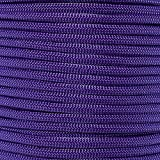 PARACORD PLANET 100 Ft Hanks (30 Meters) of 550lb para Cord 7 Strand 4mm Tactical Parachute Rope in Assorted Colors