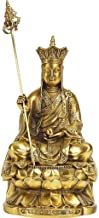 Home Accessories Feng Shui Statues Bodhisattva Dizang Buddha Statue Decoration Perfect Home Gift The Tibetan King Religiou...
