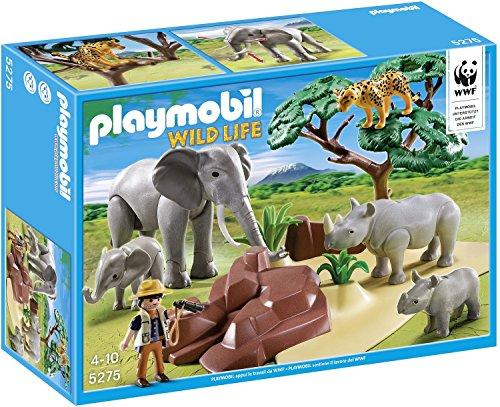 PLAYMOBIL: Wild Life Playset  5275