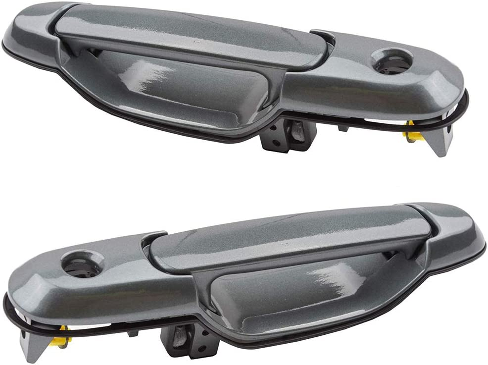For 1998-2003 Toyota Sienna Front Met Right Tulsa Mall Spruce Max 90% OFF Silver Left