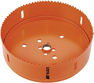 Best Klein Tools 31900 Bi-Metal Hole Saw, 6-3/8-Inch Review