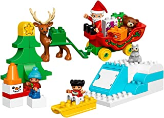 LEGO Duplo Town Santa's Winter Holiday 10837 Building Kit