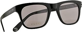 Gucci GG0476O Eyeglasses 51-22-150 Green w/Demo Clear Lens 009 GG 0476O