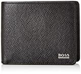 BOSS - Signature_6 Cc, Carteras Hombre, Negro (Schwarz), 1.5x8x11 cm (B x H T)