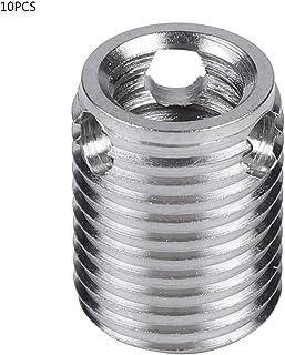Ensat/®-SBD Gewindereparatur-Eins/ätze Gewindeeins/ätze Schneidbohrung D/ünnwand verschiedene Gr/ö/ßen M 5 x 7 mm Edelstahl 1.4105