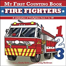 My First Counting Book: Firefighters by Cindy Entin (2014-06-24)
