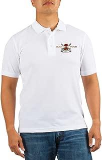 CafePress - Bushwood Country Club Golf Shirt - Golf Shirt, Pique Knit Golf Polo