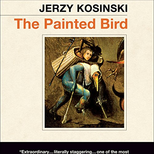 The Painted Bird audiobook cover art