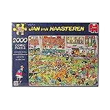 Jumbo Jan Van Haasteren - Puzzle (2000 Piezas), diseño de Campeonato de fútbol