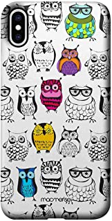 Macmerise IPCIXMPMI1466 Owl Art - Pro Case for iPhone XS Max - Multicolor (Pack of1)