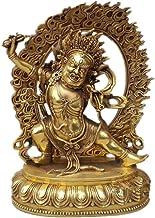 Sculpture Character Decoration Buddha Statue Buddha Figurine Tibet Sculptures Brass Art&Craft Home Decoration