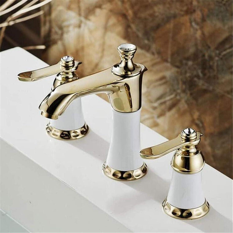 Retro Tippen Moderner Luxuskupfermischer Badezimmer Waschbecken Wasserhahn Luxus Bad Becken Badewannenarmaturen Kaltwasser Mischer