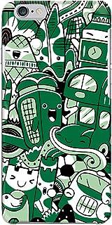 [bodenbaum] AQUOS ZETA SH-01H ハードケース SHARP シャープ アクオス ゼータ docomo スマホケース ロンドン イラスト かわいい hard-a308 (C.グリーン)