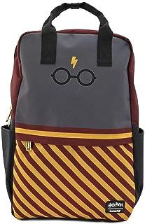 X Harry Potter Gafas Gryffindor Mochila Nylon