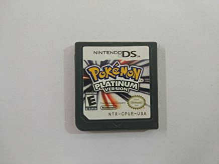Pokemon Platinum Version Game Card for NDS 3DS DSI DS
