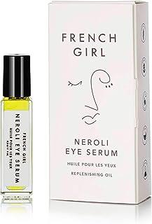 French Girl Néroli Eye Serum Depuffing and Hydrating Eye Oil .3 oz/9 mL