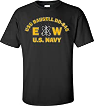 USS BAUSELL DD-845 Rate EW Electronics Warfare Technician
