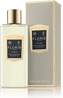 Floris London Cefiro Moisturising Bath & Shower Gel, 8.4 Fl Oz