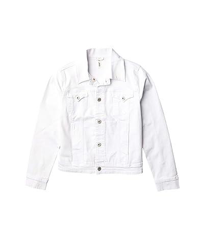 Jag Jeans Rupert Denim Jacket (White 1) Women