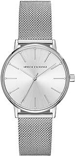 Armani Exchange Women's Dress Silver Watch AX5535